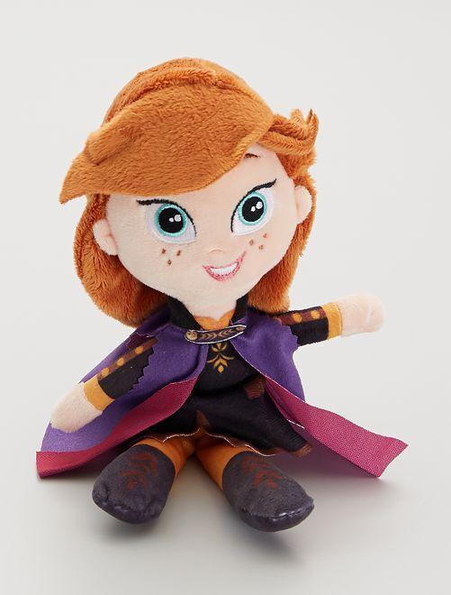 Peluche poupée 'Anna'                                                                 violet Anna