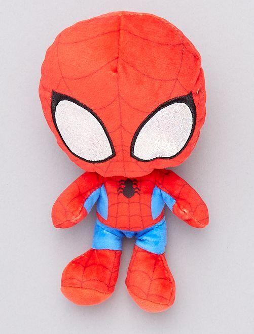 Peluche 'Spiderman'                             rouge