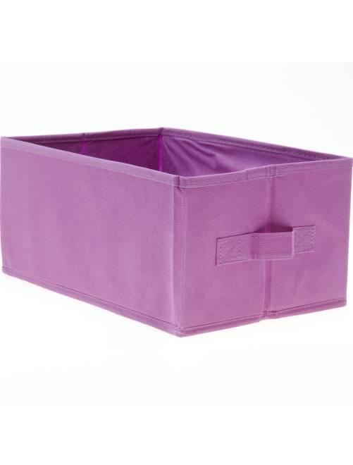 Petit panier pliable                                                                                                                 violet