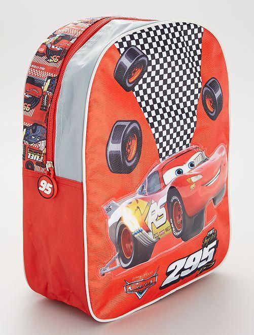 Petit sac à dos 'Flash McQueen' de 'Disney'                             rouge