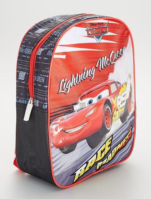 Petit sac à dos 'Flash McQueen'                             rouge