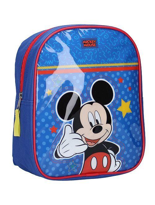 Petit sac à dos 'Mickey'                             bleu Garçon