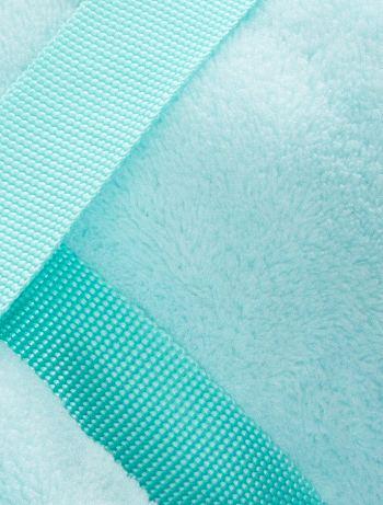 plaid pour b b en polaire b b fille bleu p le kiabi 5 00. Black Bedroom Furniture Sets. Home Design Ideas