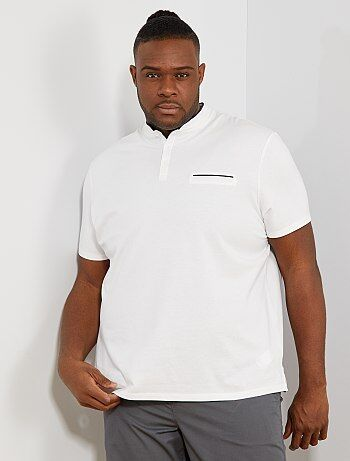 Homme4xl Polo Polo Grande Polo Homme4xl Taille Taille Kiabi Homme4xl Kiabi Grande Taille Grande F3ul5cTK1J