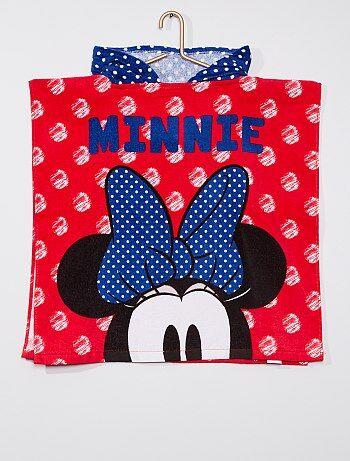 Poncho de bain 'Minnie Mouse' de 'Disney'