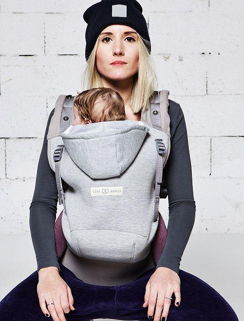 Porte-bébé 'Love Radius'                                         gris
