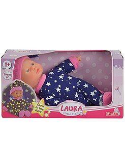 Fille 18 mois - 5 ans Poupée 'Laura Little Star' H20cm
