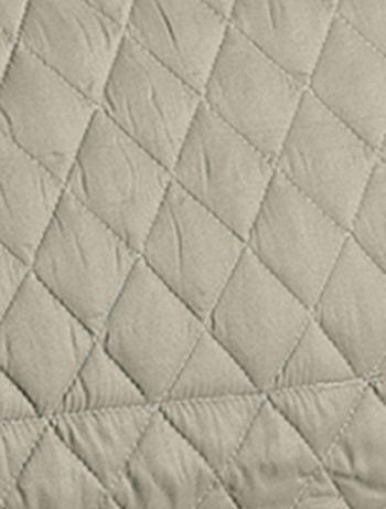 prot ge canap 3 places linge de lit beige kiabi 20 00. Black Bedroom Furniture Sets. Home Design Ideas
