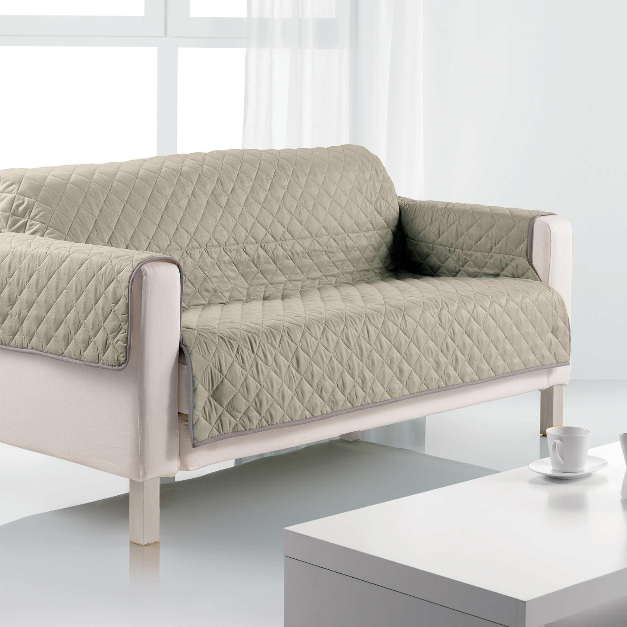 prot ge canap 3 places linge de lit beige kiabi 20 00 On plaid canape 3 places
