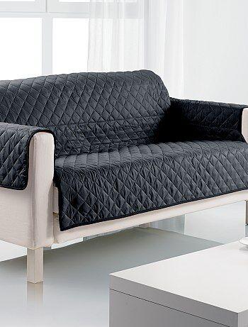 Maison - Protège canapé 3 places - Kiabi