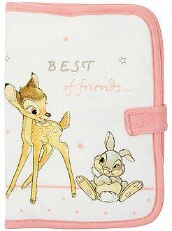 Chambre, bain - Protège carnet de santé 'Bambi' - Kiabi
