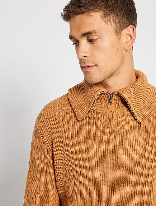 Pull col camionneur                             camel
