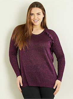 pull femme taille 54