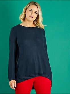 Pull taille 50/52 - Pull fin laçage au dos
