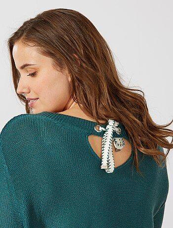 Grande Jean Vêtements Kiabi Robe Femme Pull Veste qH4xnXB