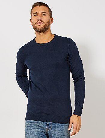 0aa4c2951ed Pull homme pas cher et gilets - mode homme Vêtements homme