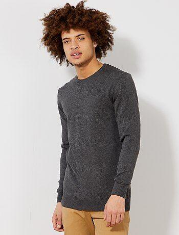 31da531bf Pull homme pas cher et gilets - mode homme Vêtements homme | Kiabi