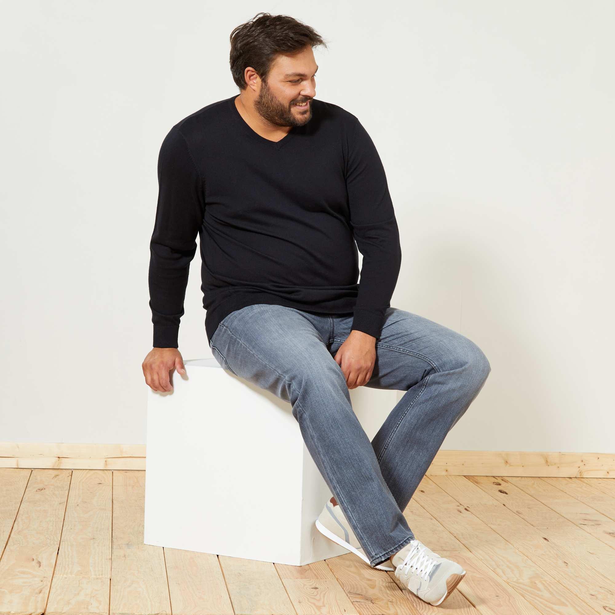 grande taille homme. Black Bedroom Furniture Sets. Home Design Ideas