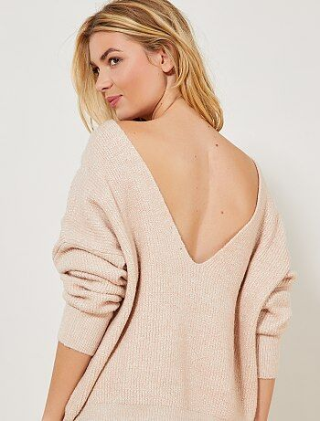 Pull loose brillant - Kiabi