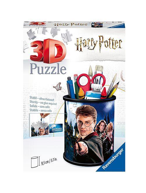Puzzle 3D pot à crayons                             multicolore