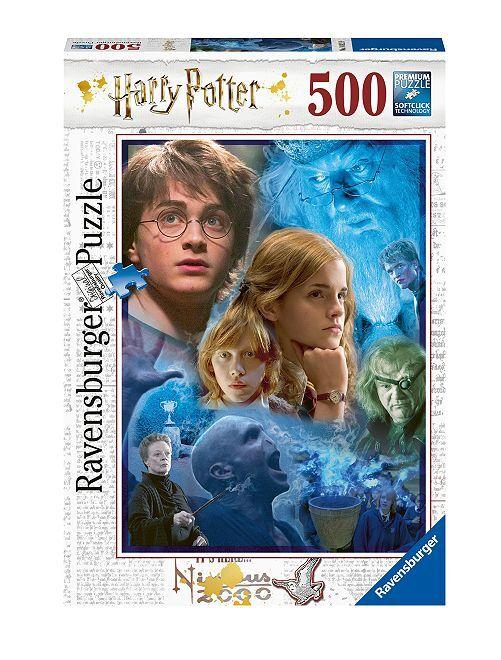 Puzzle 500 pièces 'Harry-Potter'                             multicolore