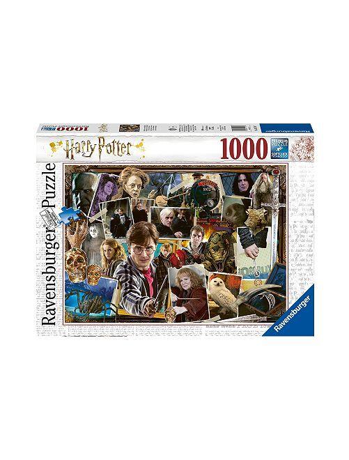 Puzzle 'Harry-Potter' 1000 pièces                             multicolore