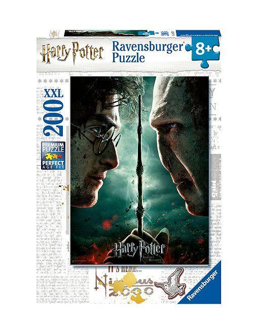 Puzzle 'Harry-Potter' 200 pièces                             multicolore