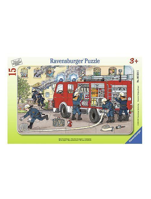 Puzzle 'Pompiers' 'Ravensburger'                             vert