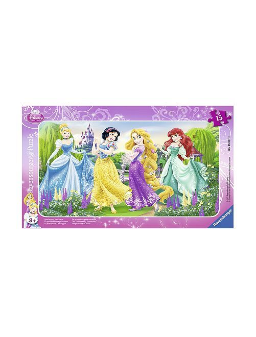 Puzzle 'Princesses Disney' de 'Ravensburger'                             rose Fille
