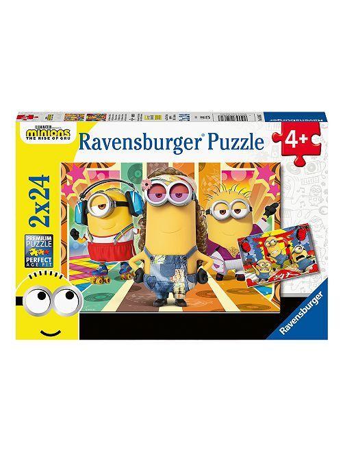 Puzzles 'Les Minions' 'Ravensburger'                             multicolore