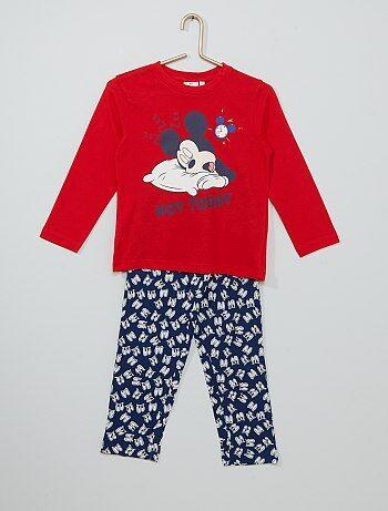 Pyjama 2 pièces 'Mickey'
