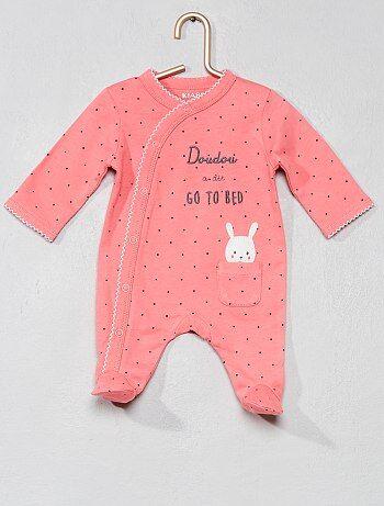 Pyjama animation `lapin`