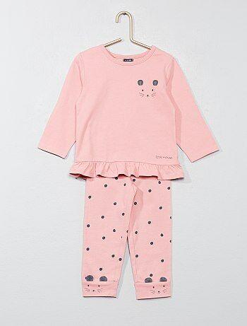 Pyjama animation souris - Kiabi