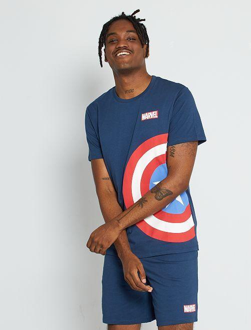 Pyjama 'Captain America'                             bleu