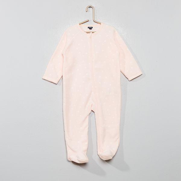 pyjama chaud bebe