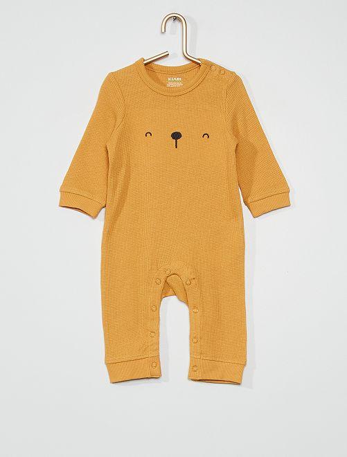 Pyjama 'chien'                                                                 orange