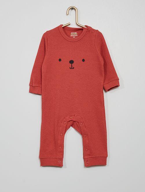 Pyjama 'chien'                                                                 rose