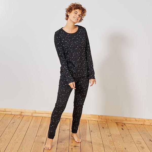 prix le plus bas 80004 93571 Pyjama coton bio 'éco-conception'