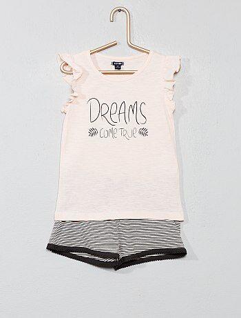 abbdaed9ea7d9 Pyjama fille - achat de peignoirs pour filles Vêtements fille