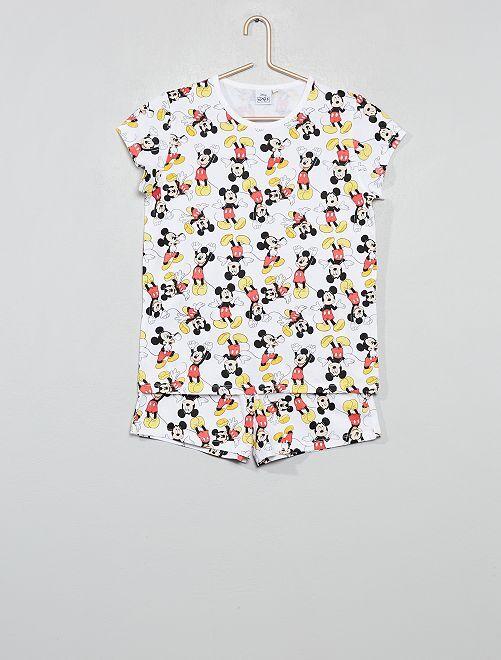 Pyjama court 'Mickey'                             mickey