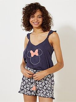Pyjama court 'Minnie' de 'Disney' - Kiabi
