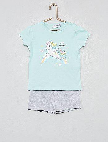 76648a49c14f4 Pymama 2 pièces pour bébé - pyjama hiver