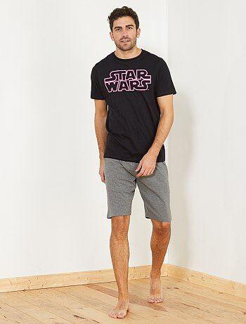 Pyjama court 'Star Wars' - Kiabi