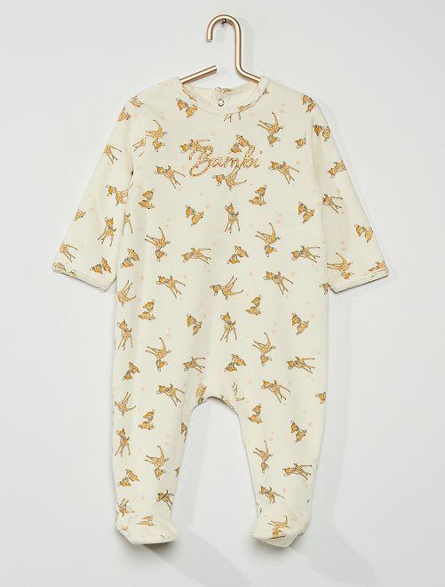 Pyjama 'Disney'                                                                 blanc