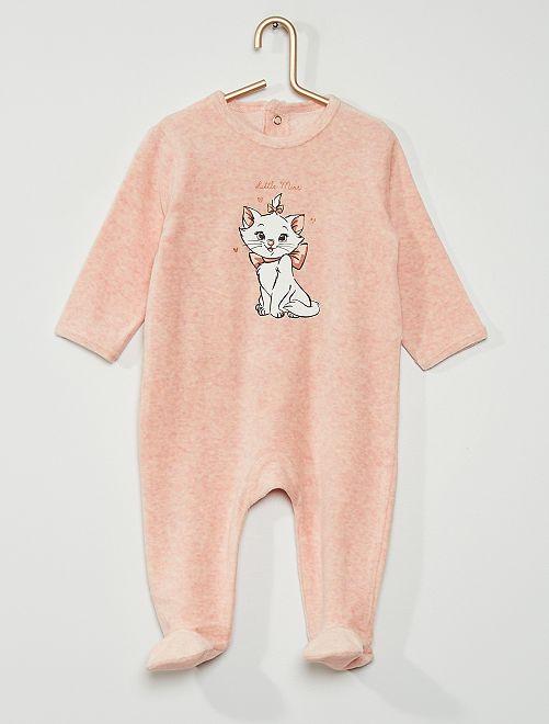 Pyjama 'Disney'                                                                 rose