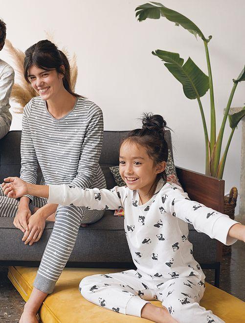 Pyjama 'éco-conception