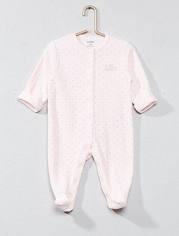 Combinaison Pyjama Kiabi