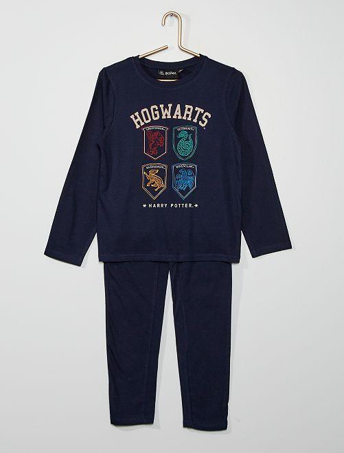 Pyjama 'Harry Potter'                             gris