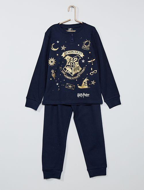 Pyjama 'Harry Potter'                                         marine