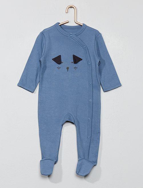 Pyjama imprimé                                 bleu/chien